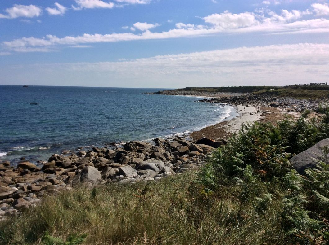 Batz coast